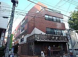 ヤマキマンション[2階]の外観