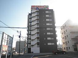 福岡県北九州市八幡西区筒井町の賃貸マンションの外観