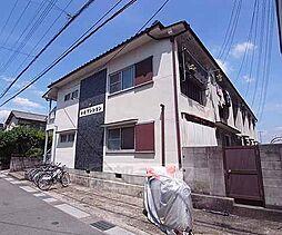 京都府長岡京市井ノ内下印田の賃貸アパートの外観