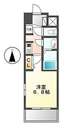 プライムアーバン鶴舞[10階]の間取り