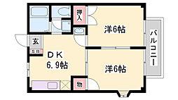 網干駅 3.6万円