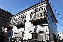 コーポ松風[2階]の外観