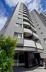 東京都新宿区高田馬場2丁目の賃貸マンションの外観