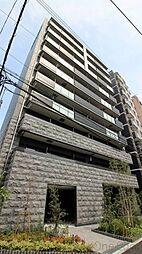プレサンス天神橋ラ・デュアル[10階]の外観