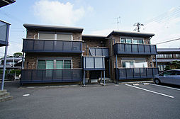 静岡県磐田市豊浜中野の賃貸アパートの外観