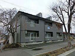 アパートメント1040B[201号室]の外観