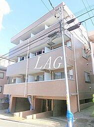 東京都大田区中馬込1丁目の賃貸マンションの外観