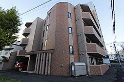 北海道札幌市厚別区厚別中央一条3丁目の賃貸マンションの外観