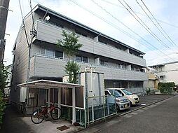 静岡県静岡市葵区川合2丁目の賃貸マンションの外観