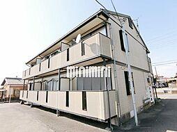 静岡県富士市厚原の賃貸アパートの外観