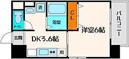 第17関根マンション[5階]の間取り
