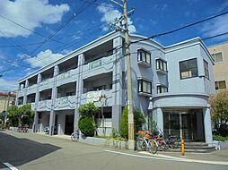 ラ・モードニシカワII[1階]の外観