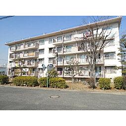 大阪府枚方市香里ケ丘1丁目の賃貸マンションの外観