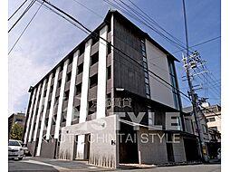 Lakas Fushimi (ラカーシュ伏見)[4階]の外観