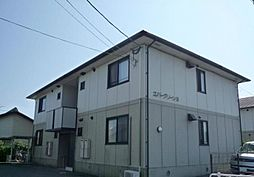 宮崎県宮崎市佐土原町下田島の賃貸アパートの外観