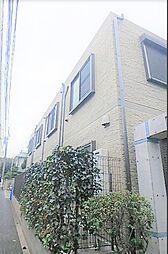 東京都文京区目白台3丁目の賃貸マンションの外観