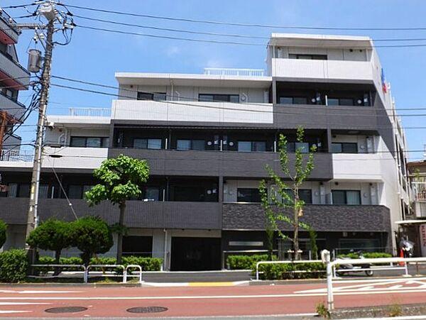 スカイコート品川パークサイドIII 1階の賃貸【東京都 / 品川区】