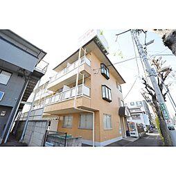 サンホワイト富士見[2階]の外観