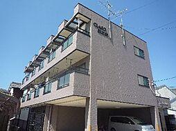 愛知県清須市阿原池之表の賃貸マンションの外観