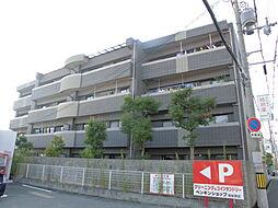 大阪府豊中市南桜塚3丁目の賃貸マンションの外観