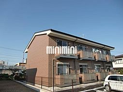 コーポNOBUNAGA[2階]の外観