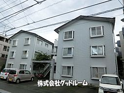神奈川県相模原市南区相模台2丁目の賃貸マンションの外観