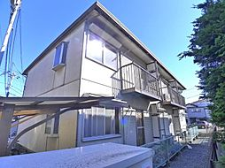 コーポサンケイ[2階]の外観