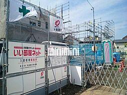静岡県静岡市清水区南矢部の賃貸アパートの外観