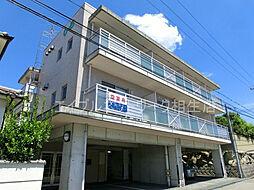 O−5マンション[303号室]の外観