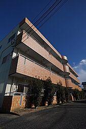 前島マンション[303号室]の外観