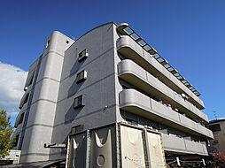 大阪府八尾市刑部4丁目の賃貸マンションの外観