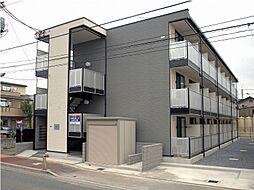 埼玉県戸田市中町2丁目の賃貸マンションの外観