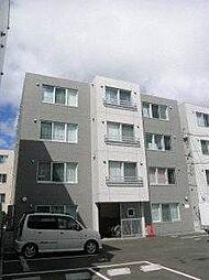 プラティーク札幌II[3階]の外観