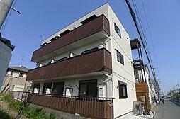 千葉県流山市南流山4丁目の賃貸マンションの外観
