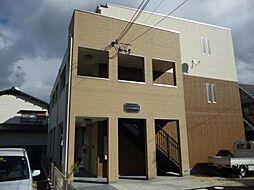 兵庫県尼崎市南武庫之荘8丁目の賃貸アパートの外観