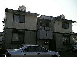 ユーハイム B棟[101号室]の外観