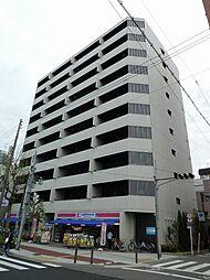 グラート西田辺[10階]の外観