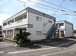 愛知県一宮市大和町妙興寺字横道の賃貸アパートの外観