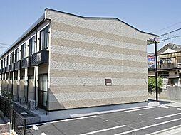 レオパレスドミール横田II[1階]の外観