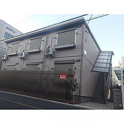 埼玉県さいたま市岩槻区本町1丁目の賃貸アパートの外観