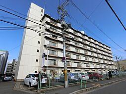 ローズハイツ茨木[2階]の外観