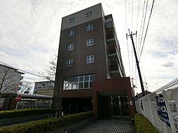大阪府茨木市平田台の賃貸マンションの外観