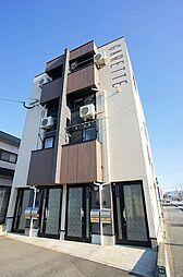 福岡県福岡市博多区西月隈6丁目の賃貸アパートの外観