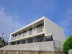奈良県桜井市大字桜井の賃貸アパートの外観