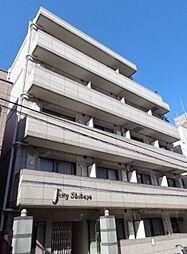 東京都渋谷区本町5丁目の賃貸マンションの外観