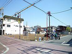 販売現地全体:平成30年3月31日撮影