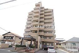 ライオンズマンション岡山中仙道[1階]の外観