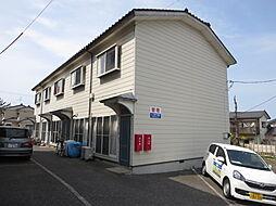 ホワイトタウン松浜[3号室]の外観