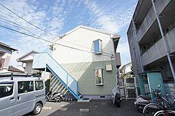 福岡県福岡市南区横手2丁目の賃貸アパートの外観