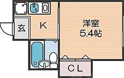 天下茶屋駅 4.0万円